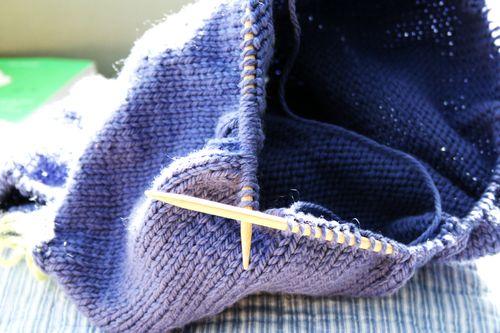Mariam's sweater
