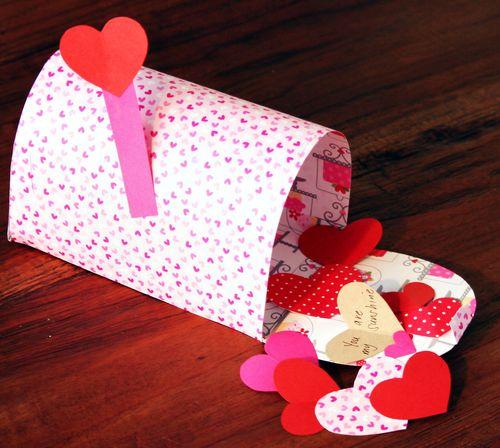 Valentine's mailbox
