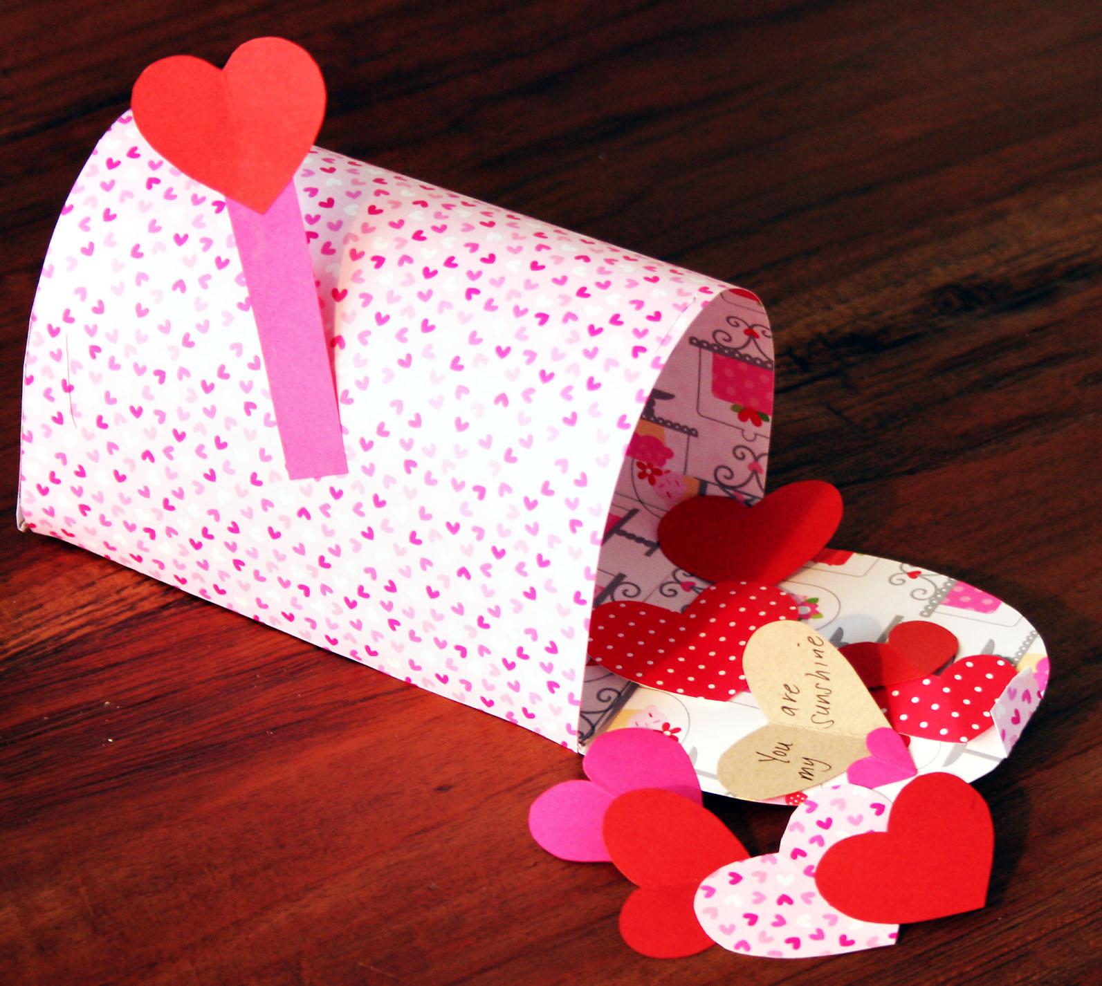 Valentineu0027s Mailbox