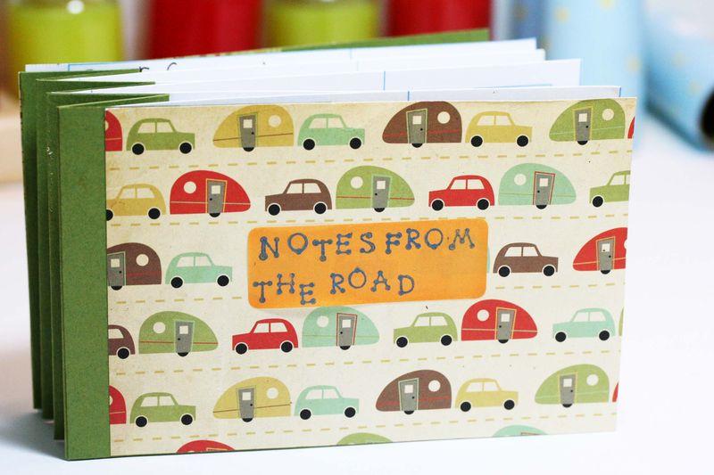 Postcard book 10