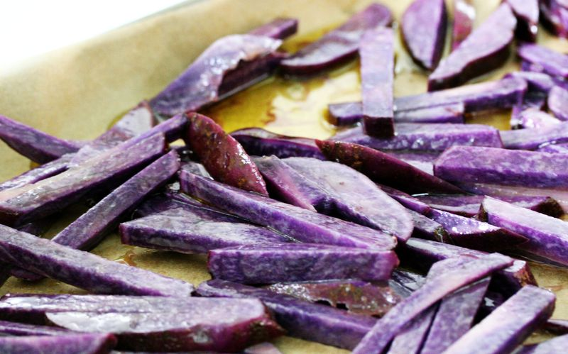 Purple potatoes 2