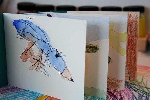 Watercolor book 1