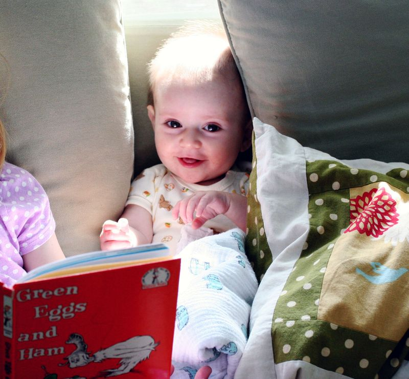 Reading together small