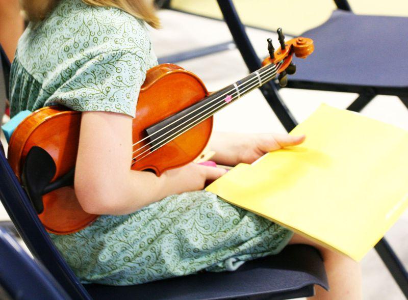 Violin camp