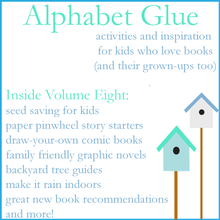 Alphabet-Glue-Volume-Eight-Logo