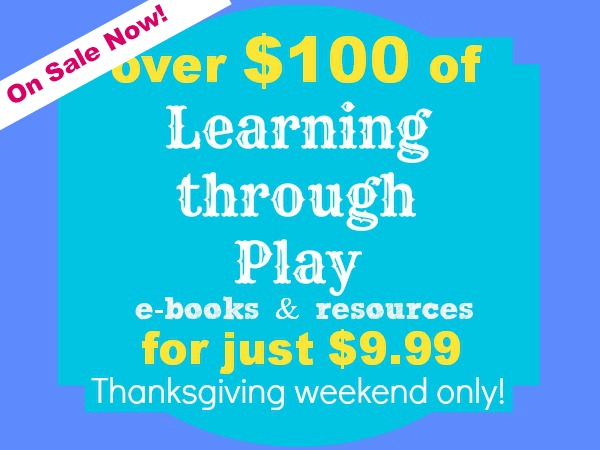 Learning-through-play
