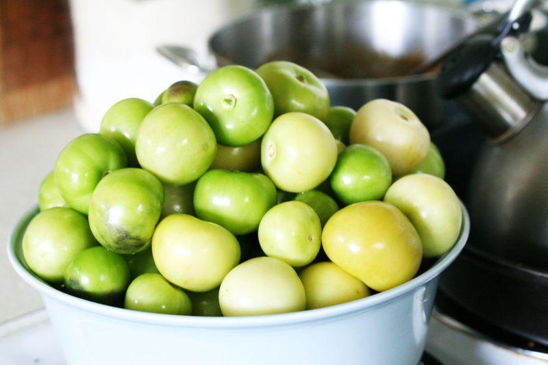 Tomatillos 1