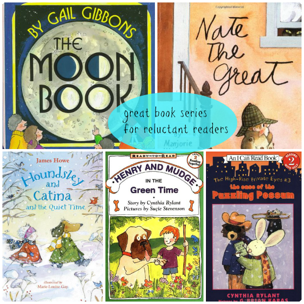 Great series for reluctant readers