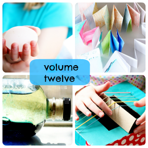 Volume twelve mini-collage