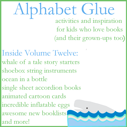 Alphabet-Glue-Volume-Twelve-Logo