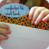 Cardholder tutorial rounded